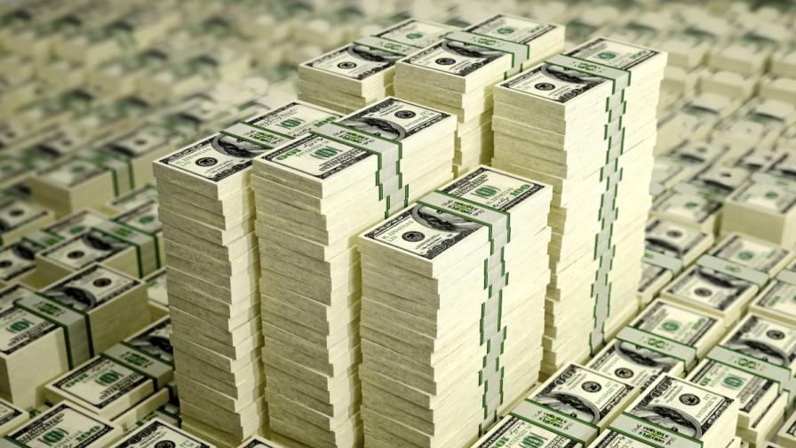 Русия продала американски дълг за десетки милиарди