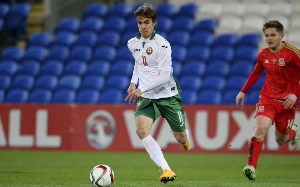 България не успя да преклони Уелс