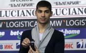 Стефан Иванов без медал от Европейското по бокс