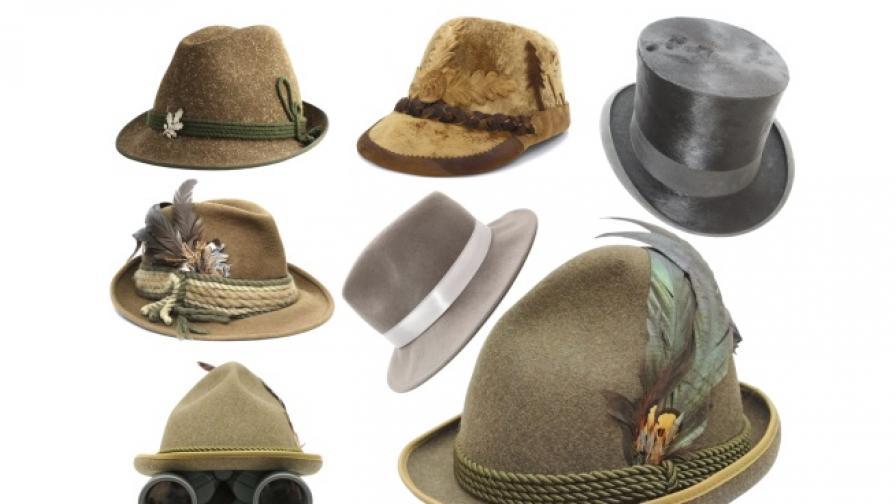 Първа кражба след половин век на шотландски остров... на шапки