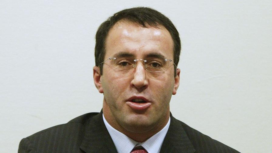 Рамуш Харадинай беше задържан в Словения