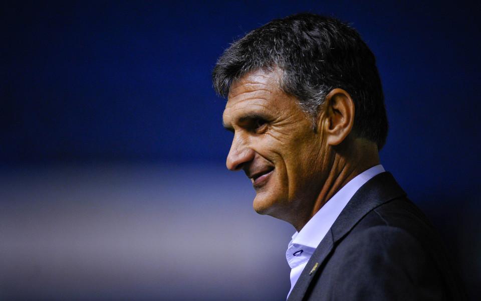 Ейбар продължи договора на треньора си