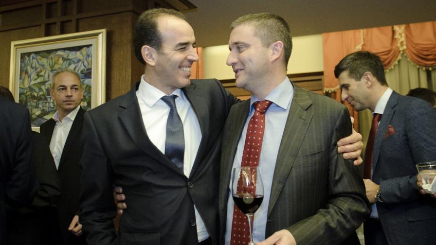 Горанов също обяви, че Искров му обещал оставка