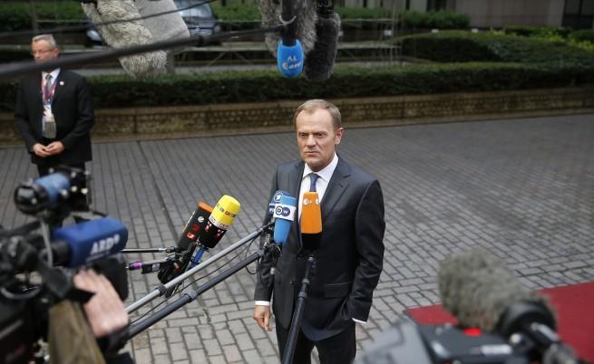 Доналд Туск: Гърция направи първите си истински предложения от седмици насам
