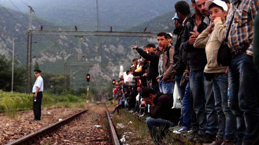 Над 50 000 бежанци са преминали от Македония в Западна Европа за два месеца и половина