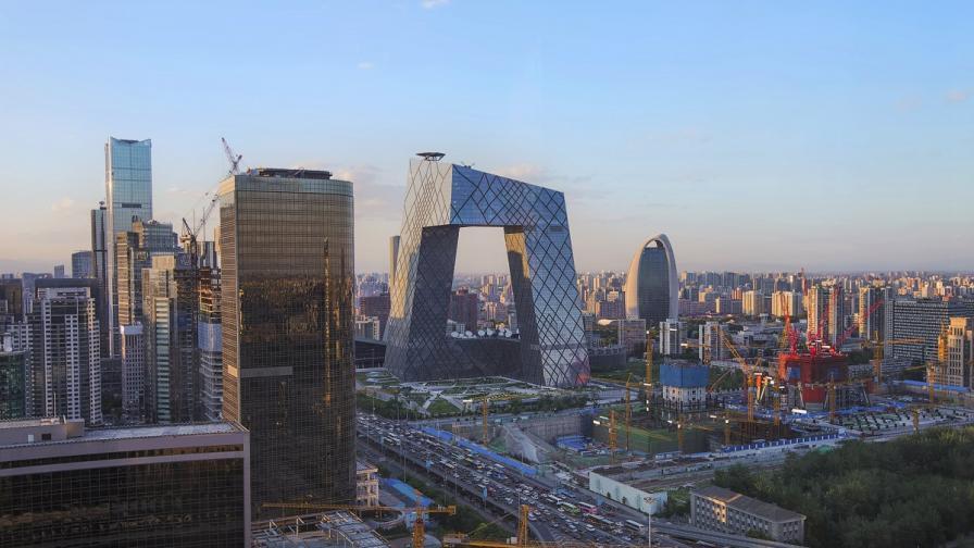 В Китай се строи втората най-висока кула в света