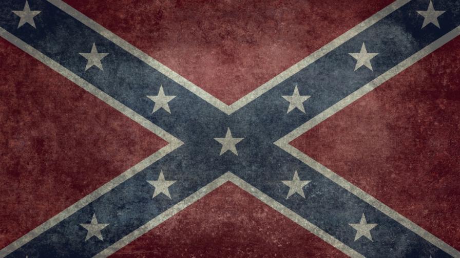 Флагът на Конфедерацията