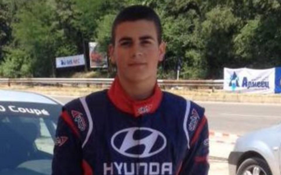 18-годишният Симеон Симеонов: Тренирах много и добих увереност