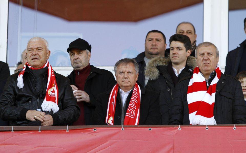 Инджов: Истинският ЦСКА ще оцелее, дълговете са много