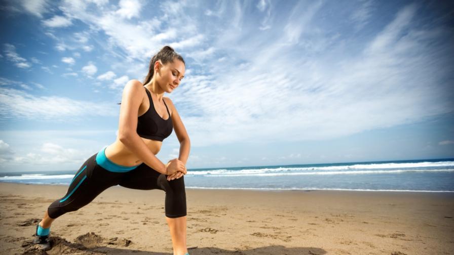 Седем 5-минутни упражнения за стегнато дупе и крака