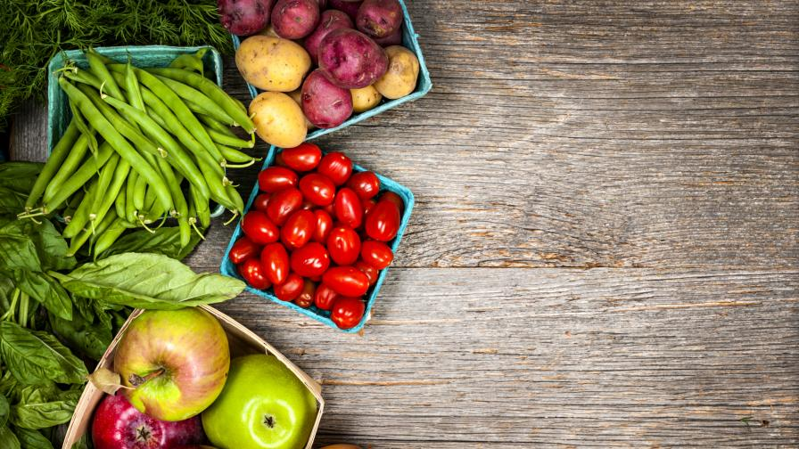Храните – най-евтини от години насам