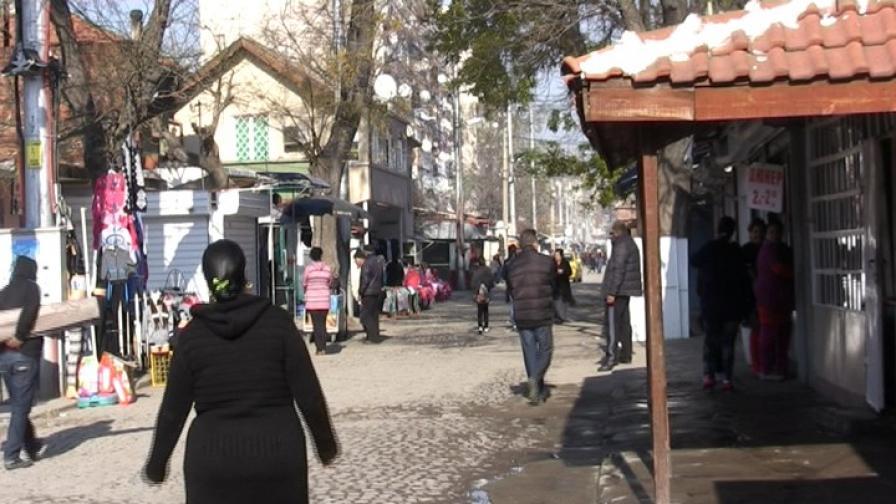 Улица в Столипиново