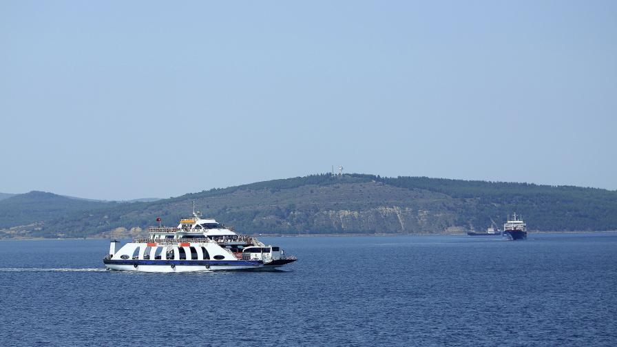 И българи на ударения кораб в Дарданелите