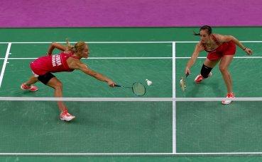 Сестри Стоеви отпаднаха в първия кръг на двойки в Индонезия