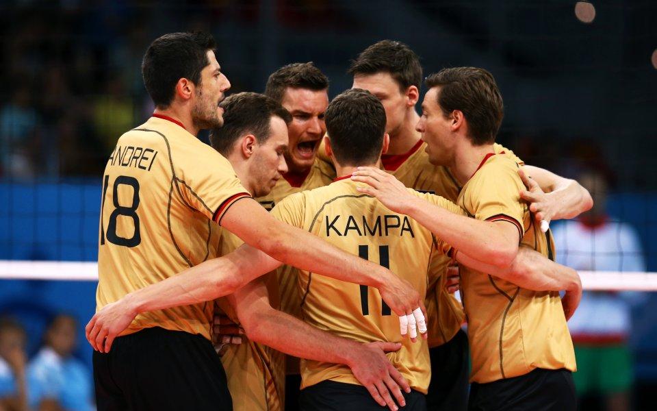 Германия стартира убедително олимпийската квалификация