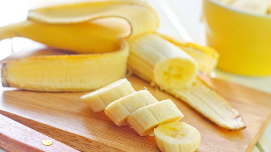 Бананите с петна по кората са по-полезни