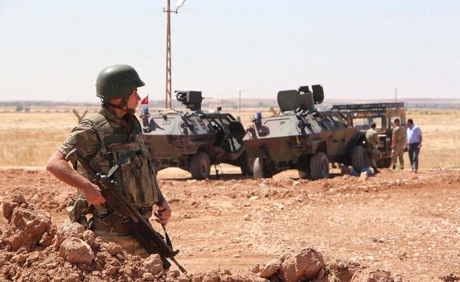 ИД копае окопи по границата с Турция