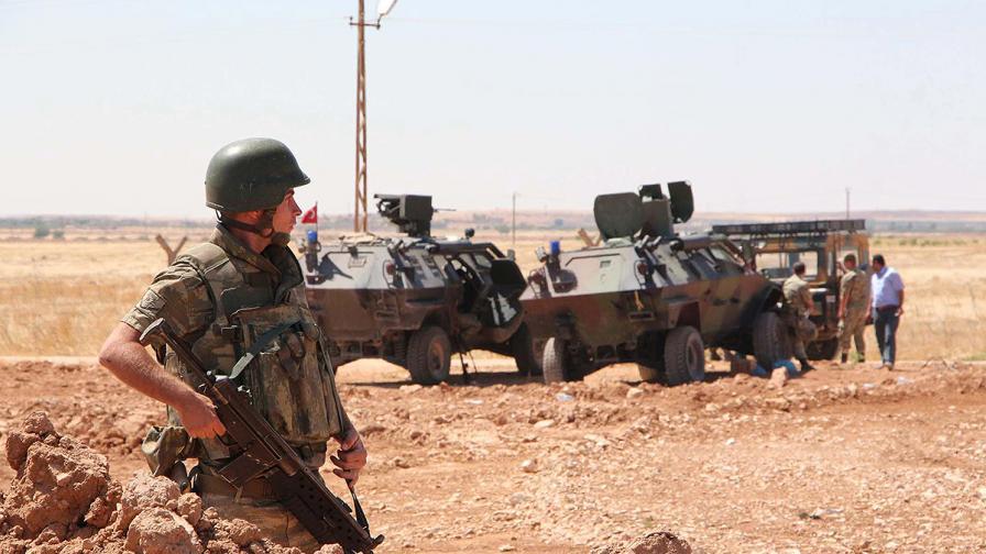 Турски генерал: Армията е разрушена