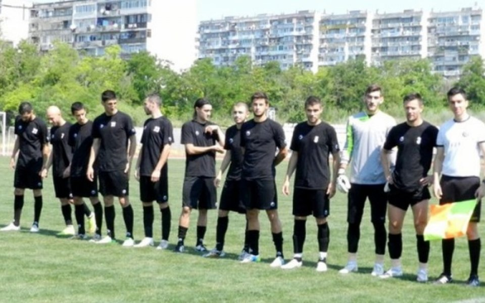 Черно море с победа над аматьори в контрола