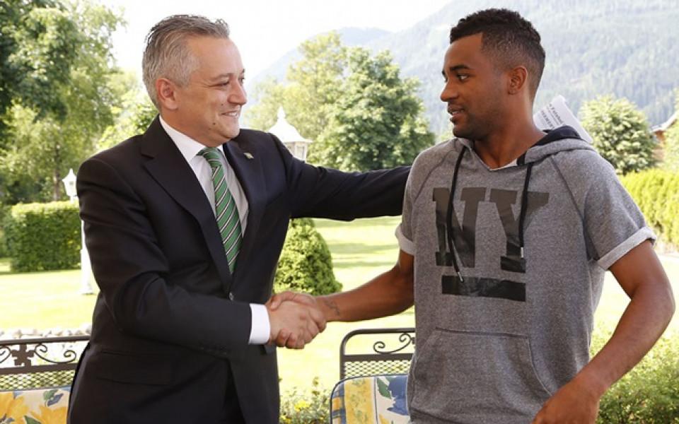 Сисиньо: Надявам се да играем в Шампионската лига с Лудогорец
