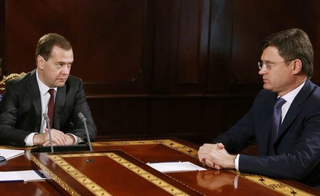 Украйна спря да купува газ от Русия