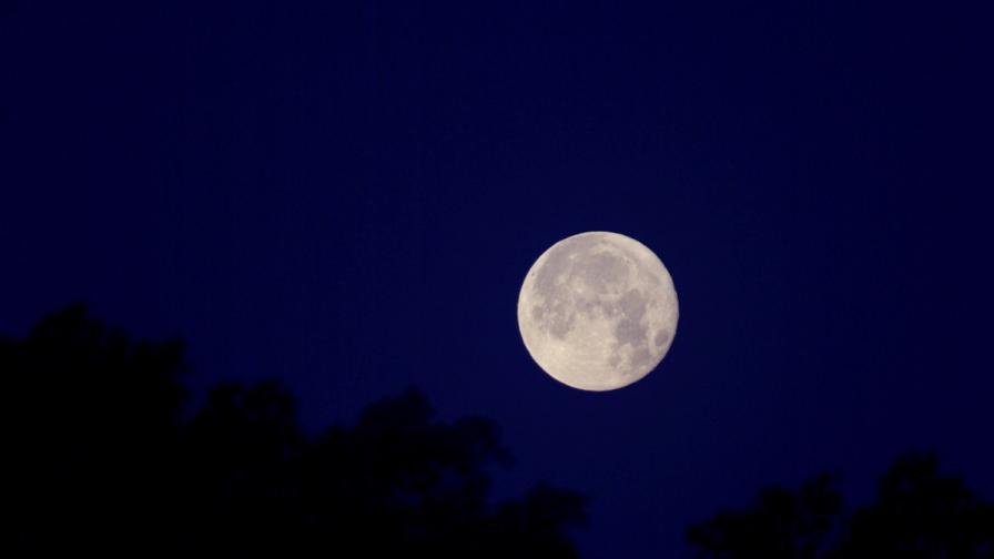 """Тази нощ ще наблюдаваме рядкото природно явление """"синя Луна"""""""