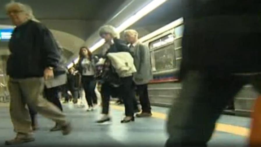 Достъпно ли е метрото за хора с увреждания?