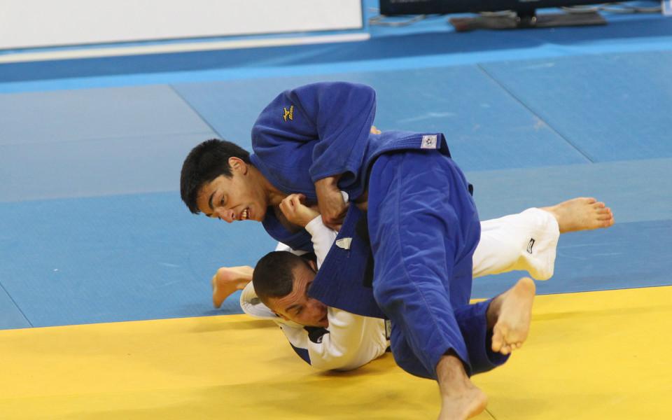 Денислав Иванов с европейска титла за младежи в джудото