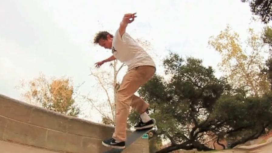 Скейтборд и видео с Браян Калахан (видео)