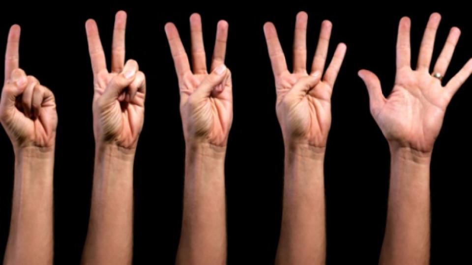 Хей ръчички, хей ги две