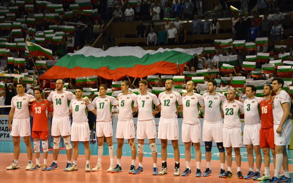 България не можа да вземе нищо от Франция на старта на Световната лига