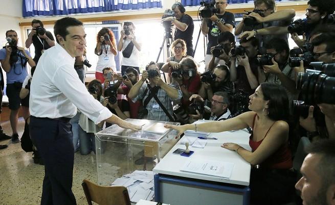 Алексис Ципрас: Никой не може да пренебрегва решимостта на един народ