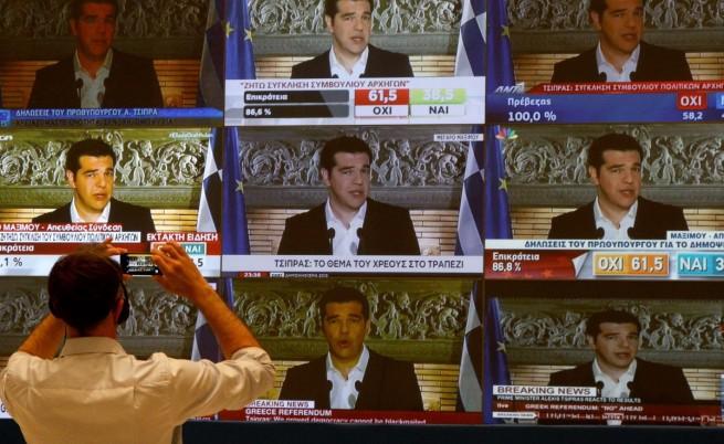 """Фигаро"": Гръцкото ""не"" разклати еврозоната"