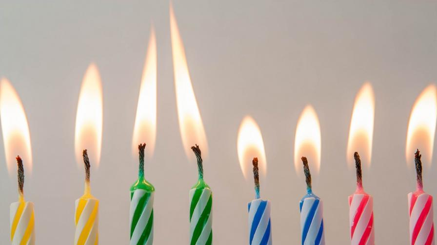 Нов рекорд за най-дълго празнуване на рожден ден