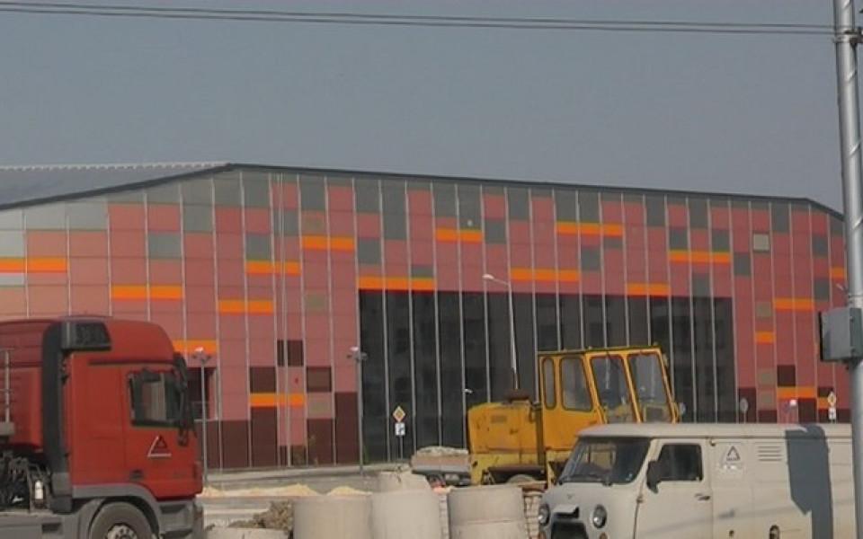Откриват новата спортна зала в Пловдив на 30 август