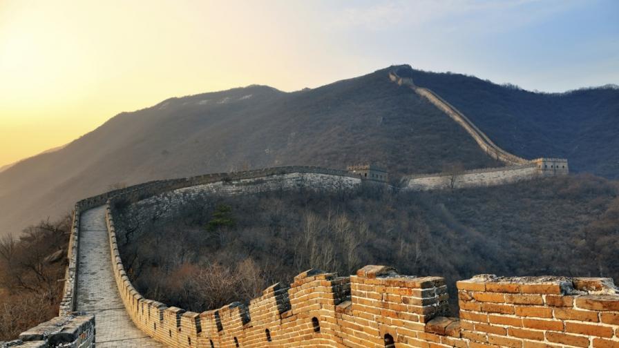 Как ще спасят изчезващата Велика китайска стена