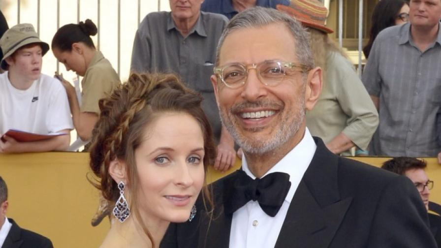 Джеф Голдблум стана баща на първо дете на 62