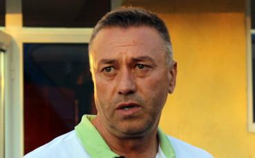 Неделчо Матушев след отпадането: Спартак Вн е жив