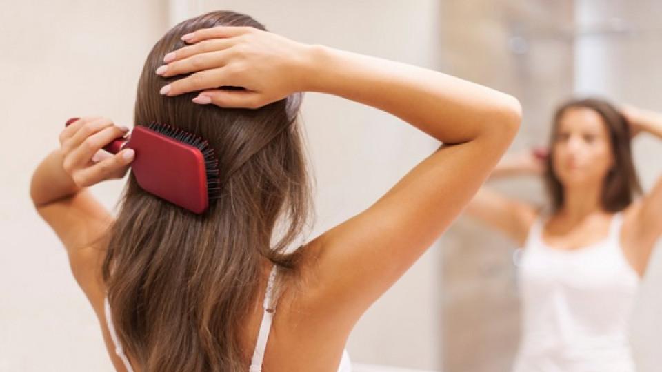 Серум за растеж на косата с лук и ром