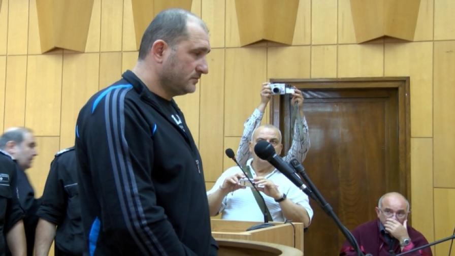 Съдът реши окончателно: 6 години затвор за шофьора, убил Паоло