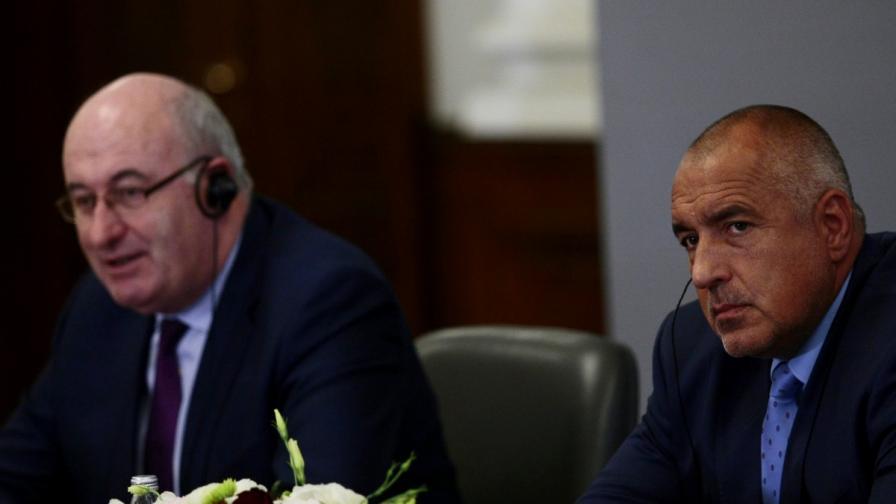 Борисов: Надяваме се на помощ от ЕК заради руските контрасанкции