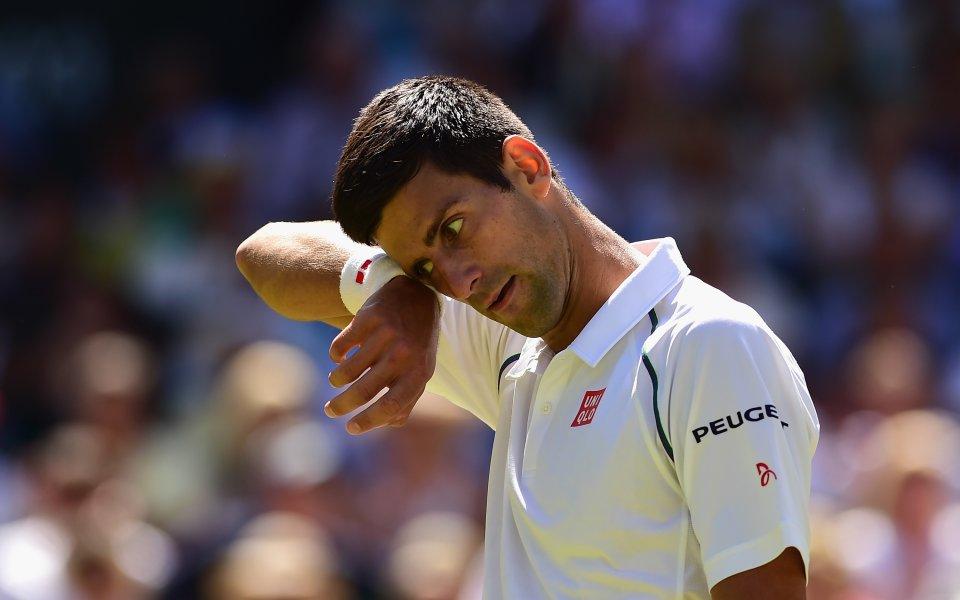 Джокович уверен, че рамото му няма да е проблем на финала