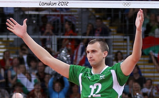 Българският национал Виктор Йосифов източник: Gulliver/GettyImages