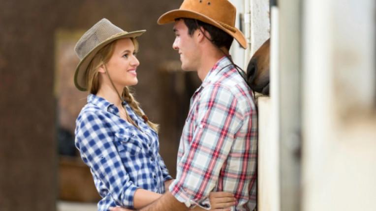 фермер любов връзка