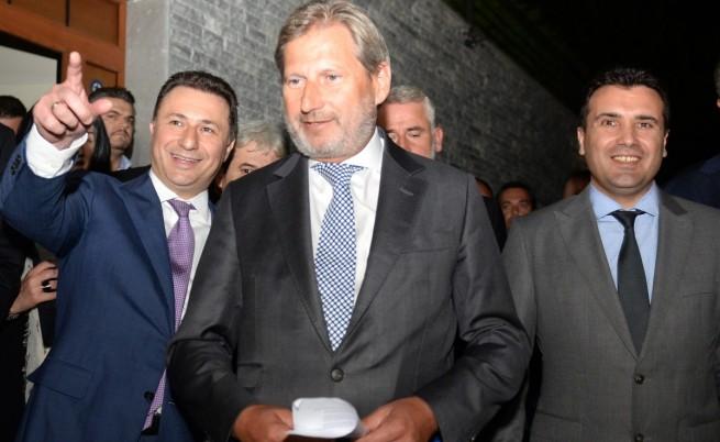 В Македония управляващите и опозицията се разбраха