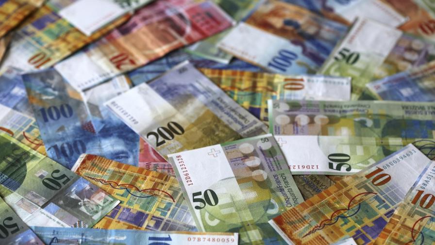 Колко вземат европейците с най-високи заплати