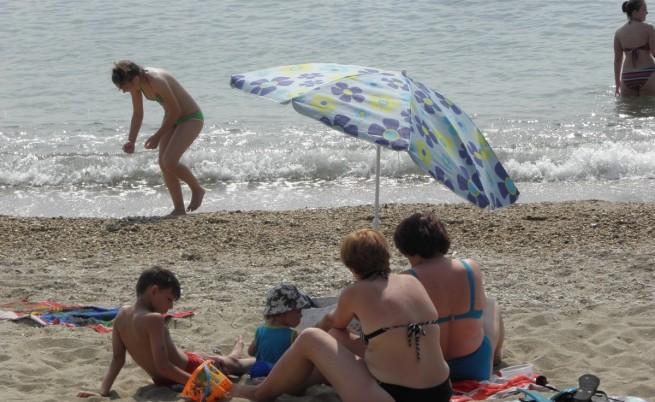 Забраниха къмпинга на плажа