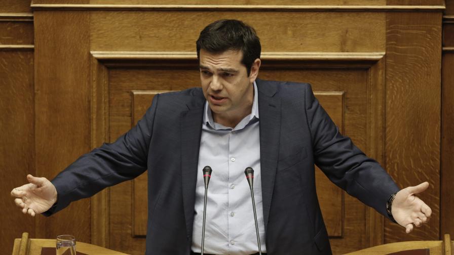 Гръцкият парламент прие втория пакет с мерки за реформи