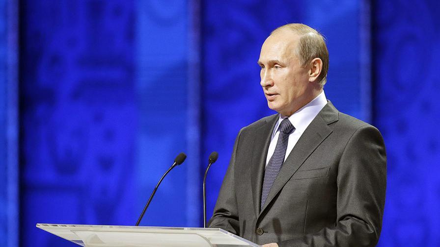 Путин покани литовците да отидат да живеят в Русия