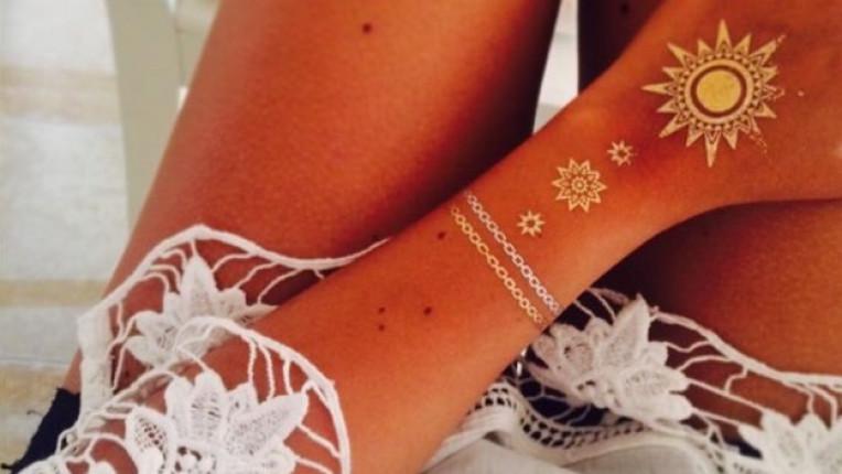 ръка татуировка мода козметика